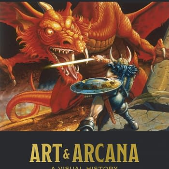 Roll History Check — We Review Dungeons &#038 Dragons Art &#038 Arcana: A Visual History