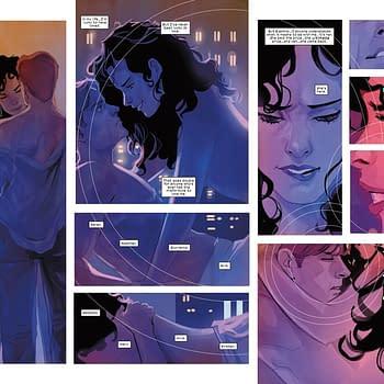Elektra and Daredevil Sitting in a Tree S-E-X-I-N-G&#8230 in Daredevil #610 Preview