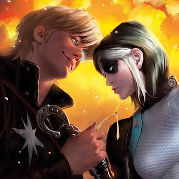 Stealth Crossover Domino and Mr. and Mrs. X Both Visit the Mojoverse in January