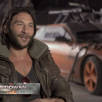 Death Race: Beyond Anarchy Exclusive Clip and Zach McGowan Interview