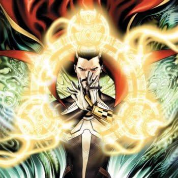 Doctor Strange Celebrates 400th Issue Milestone With Six Dollar Comic