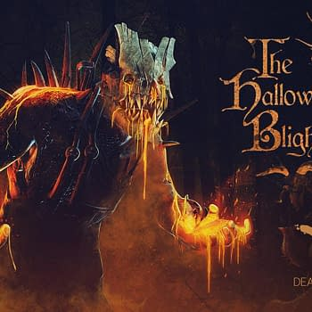 Dead By Daylight Launches The Hallowed Blight Halloween Event