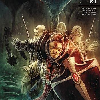 Titan Scorch Earth on Diablo Comic Book Listings