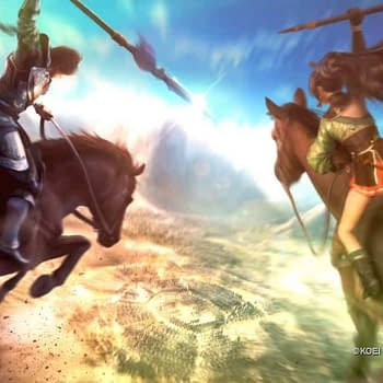Dynasty Warriors 9 Gets a New Co-Op and DLC Trailer