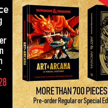 Games of Berkeley to Host D&#038D Art and Arcana Signing Event