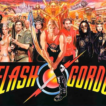 Whats Going on With Flash Gordon Remake Post Disneys Fox Purchase