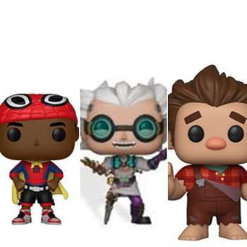 Funko Round-Up: Wreck it Ralph Fallout Overwatch Spider-Man and More