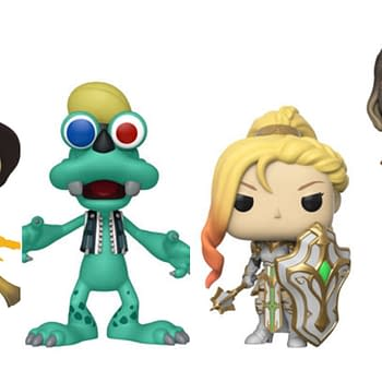 Funko Round-Up: Kingdom Hearts 3 Summoners War Overwatch and Aquaman