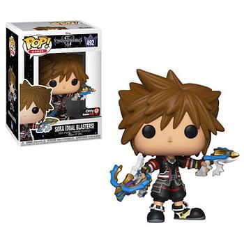Funko Kingdom Hearts Aora Blasters Pop