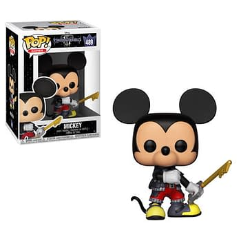 Funko Kingdom Hearts Mickey Pop