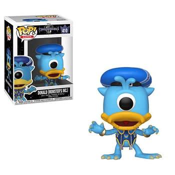 Funko Kingdom Hearts Monsters Inc Donald