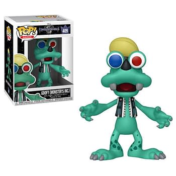 Funko Kingdom Hearts Monsters Inc Goofy