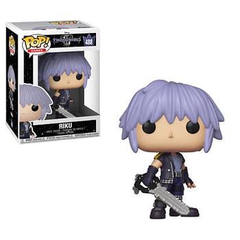 Funko Kingdom Hearts Riku Pop