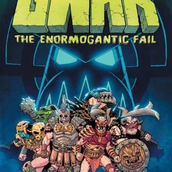 New GWAR OGN The Enormogantic Fail Revisits the Obliteration of Flab Quarv 7