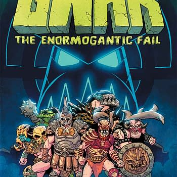 New GWAR OGN The Enormogantic Fail Revisits the Obliteration of Flab Quarv 7