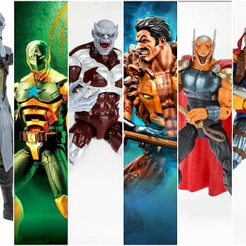 Hasbro Reveals New Amazing Line-Up of Marvel Legends at NYCC