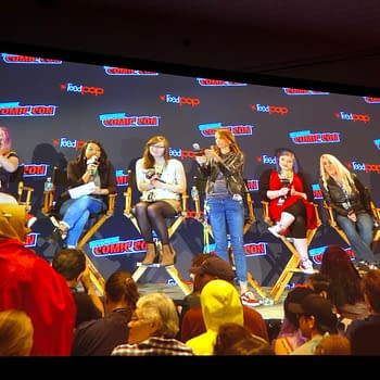 The Talent and Diversity Question at NYCCs Women of Marvel Panel