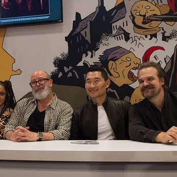 Happy Hellboy Day: Reboot Cast Talks Big Red to Celebrate