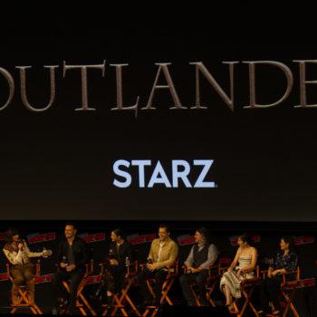 Outlander: Droughtlander-Ending Season 4 Panel from NYCC