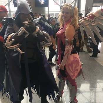 Almost A Thousand Cosplay Photos From New York Comic Con 2018