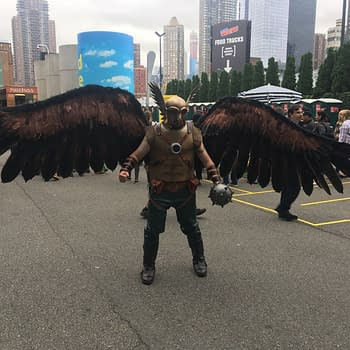 From Stormtrooper Ballgowns to Superman Punching Doomsday: 125 Cosplay Shots From NYCC Saturday