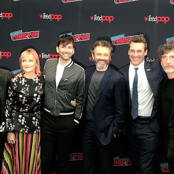 Good Omens Comes to NYCC and is in Good Hands