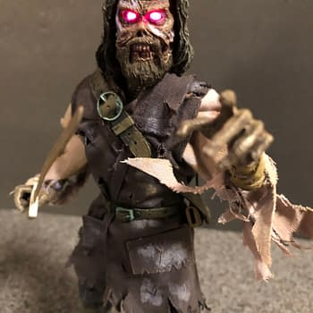 Lets Take a Look at NECAs Captain Blake Figure From The Fog