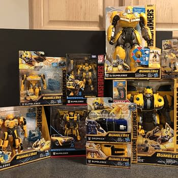 CONTEST: Win Yourself Some Bumblebee Goodness From Hasbro