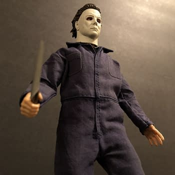 Lets Take a Look at the Michael Myers Halloween One:12 Collective Figure