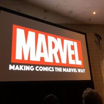 Jason Aaron, Ed McGuinness, Humberto Ramos and CB Cebulski Explain How Marvel Make Comics at NYCC 2018