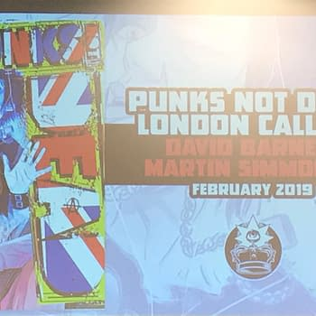 Punks Not Dead Returns for London Calling Encore in February