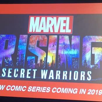 Marvel Launches Marvel Rising: Secret Warriors Comic in 2019