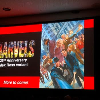 Alex Ross Returns For Marvels' 25th Anniversary Covers