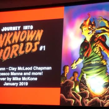 Journey Into Unknown Worlds for Marvel's 80th Anniversary