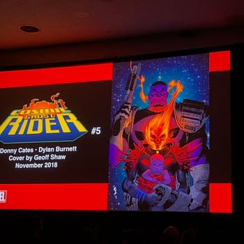 A Sneak Peek Inside Cosmic Ghost Rider #5 from Donny Cates at NYCC