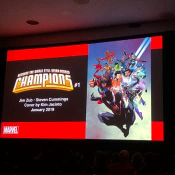 Champions to be Relaunched as a Legion of Superheroes for the Marvel Universe