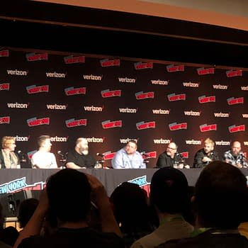 Awkward Marvels C.B. Cebulski Asked About Japanese Influence on Western Comics at NYCC Panel