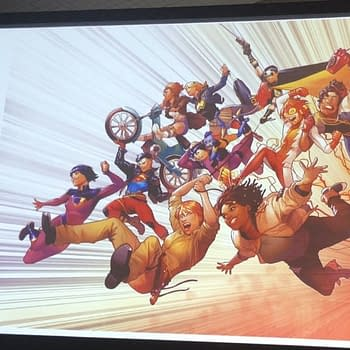 DC Meet the Publishers Panel is Lively as Always at NYCC