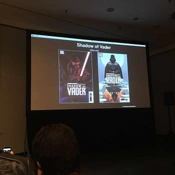 Chuck Wendig To Write Shadow of Darth Vader For Marvel in January Current Series Ends at Issue #25