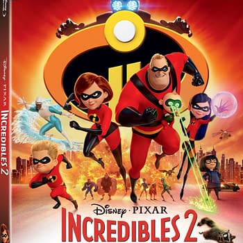 Heres What Were Getting on the Incredibles 2 DVD Blu-Ray