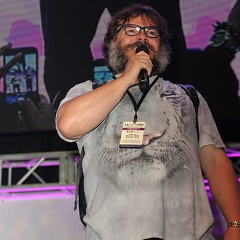 30 Photos of Tenacious D from Los Angeles ComicCon
