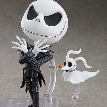 Jack Skellington and Zero Get Their Very Own Nendoroid Figure