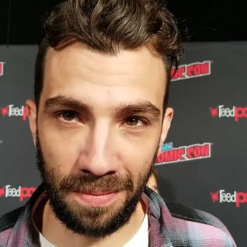 How to Train Your Dragon: The Hidden World &#8211 Jay Baruchel Talks Letting Hiccup Go at NYCC