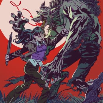 Jughead the Hunger vs. Vampironica, a Crossover for the Archie Horror Universe Because Comics