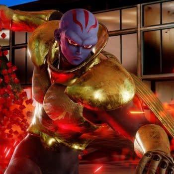 Bandai Namco Unveil Kane's First Jump Force Pics