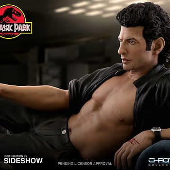 Sexy Jeff Goldblum Gets a Statue From Chronicle Collectibles