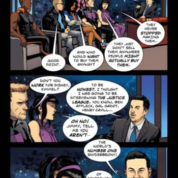 Jimmy Kimmel's Secret Could Rock the Marvel Universe in Improbable West Coast Avengers Preview