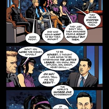Jimmy Kimmels Secret Could Rock the Marvel Universe in Improbable West Coast Avengers Preview