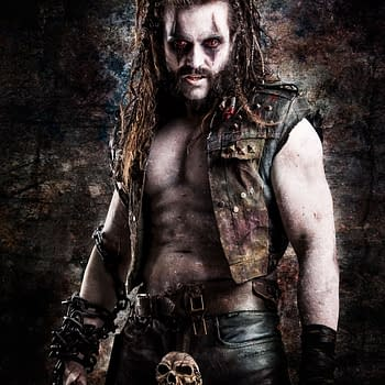 Here is a Look at Lobo From Season 2 of Krypton