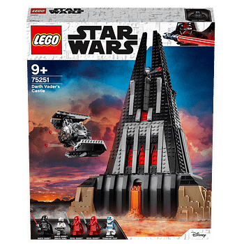 LEGO Star Wars Fans Can Order Darth Vaders Castle on Amazon Tomorrow